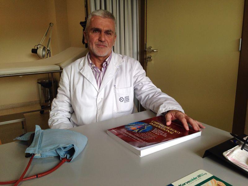 Tres investigacións realizadas na Área Sanitaria de Vigo, premiadas pola Sociedade Española de Hipertensión