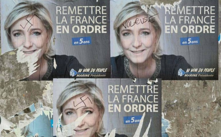 La nazi Le Pen cambiará la ley electoral y disolverá la Asamblea Nacional si es elegida presidenta de Francia
