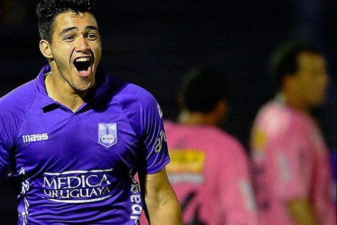 El Celta ficha el delantero uruguayo Maxi Gómez