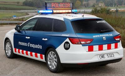 Otra conductora borracha arrolla a 6 ciclistas en Tarragona