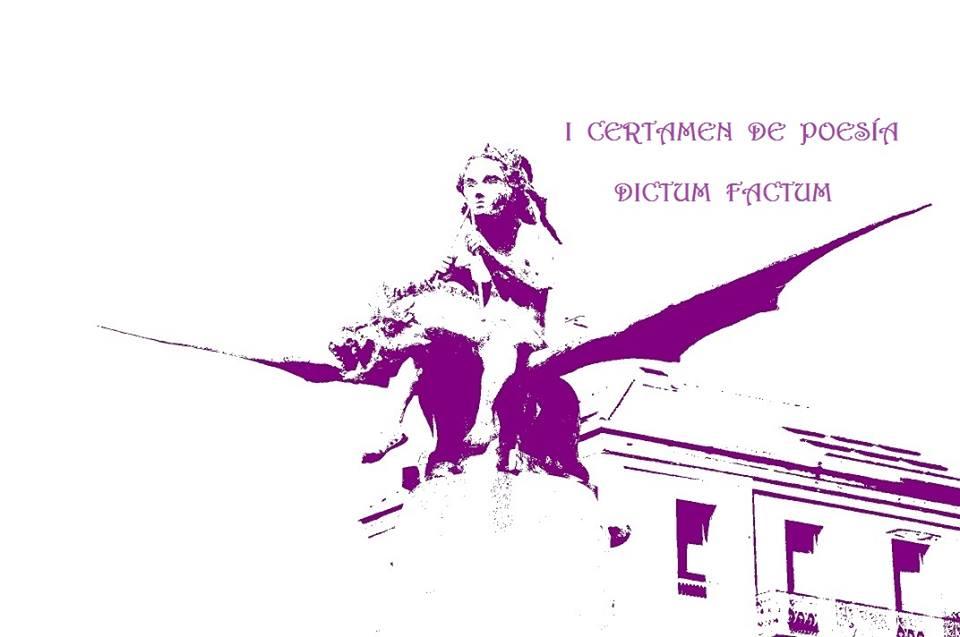 Convocado el I Certamen de Poesía Dictum Factum para personas residentes en Vigo y su entorno