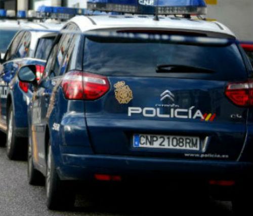 @policia erradica un punto de venta de venta de drogas en Martínez Garrido y detiene a un individuo