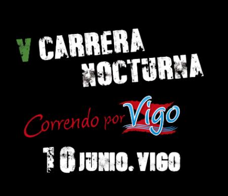 Se abre el plazo de inscripción para la carrera nocturna 'Correndo por Vigo'
