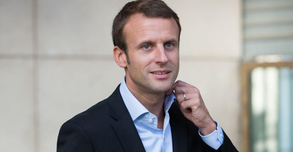 Emmanuel Macron, de 39 años, nuevo presidente de Francia