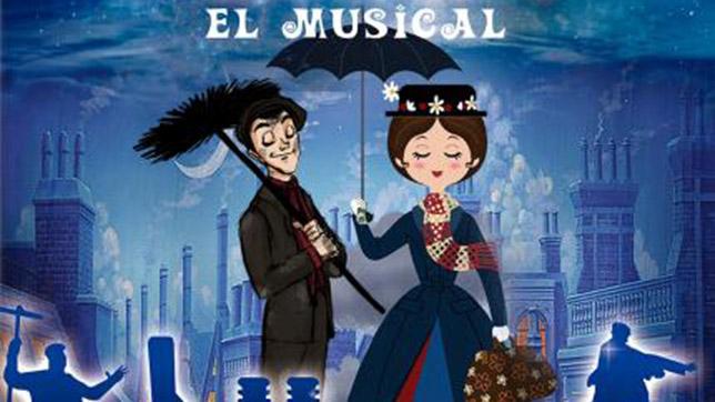 Llega a Vigo 'Mery Poppins, el musical'