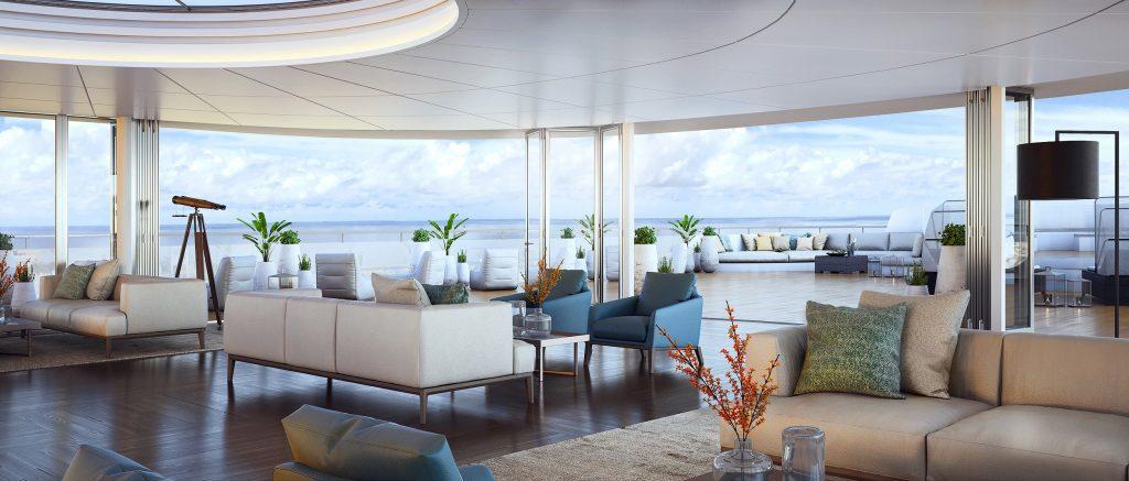 Barreras prevé crear entre 600 y 800 empleos con la construcción de un yate de lujo para The Ritz-Carlton Yacht Collection