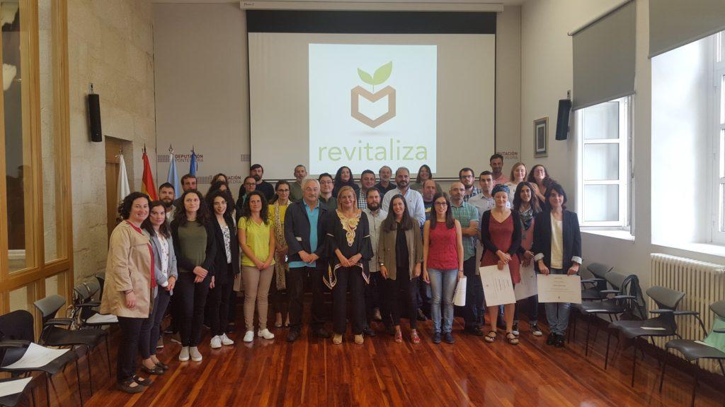 @depo_es incorpora a todos os bolseiros da 'Facultade do Compostaxe' para atender as necesidades dos concellos