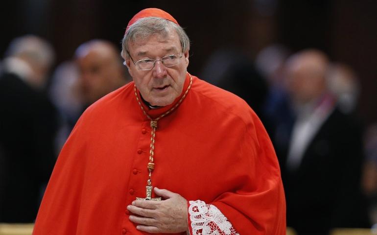 """El cardenal encargado de las finanzas del Vaticano, imputado por """"múltiples cargos"""" de pederastia"""