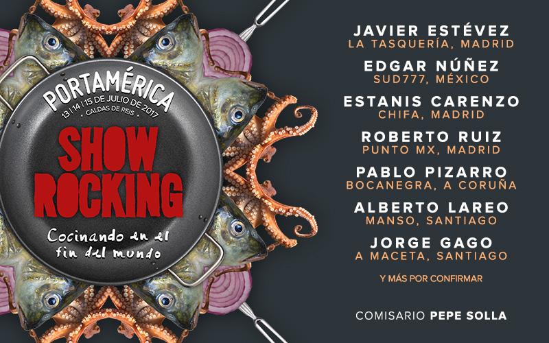 @carmelasilva presenta en Vigo unha nova edición de @portAmerica