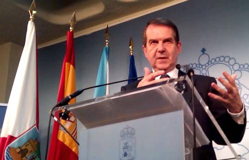"@abelcaballero advierte ""vamos a tener AVE Vigo-Madrid por las buenas o por las malas"""