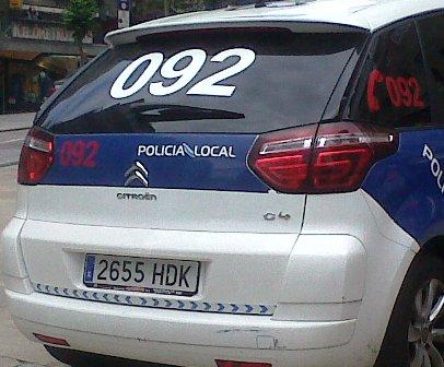 Agentes de la Policía Local salvan la vida a un hombre que sufrió una parada cardíaca en un hotel de Vigo