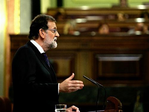 Rajoy no contesta una sola pregunta de la oposición sobre corrupción y no menciona ni la palabra Gürtel