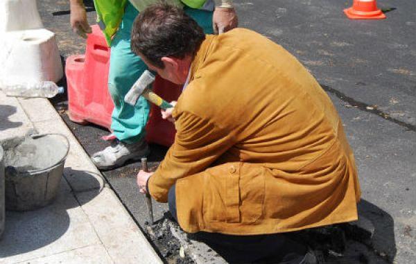 @abelcaballero adianta que o Goberno local aprobará os proxectos de humanización da Estrada do Porto e da Estrada Provincial