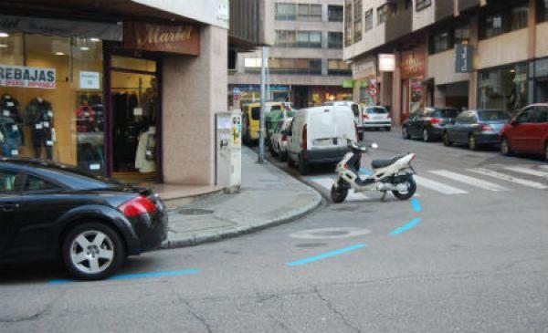 @MareaVigo denuncia que o que suceder coa 'ORA' está pensado para favorecer a determinados aparcadoiros privados