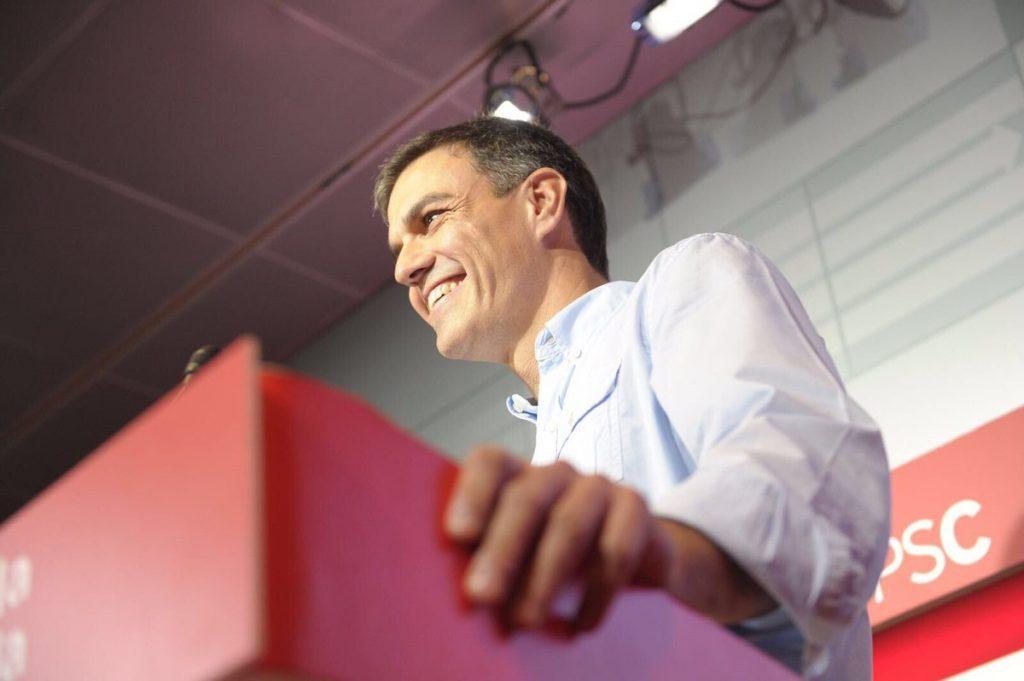El PSOE se sitúa a menos de 4 puntos del PP en estimación de voto