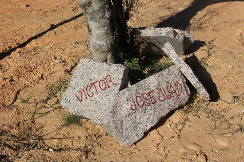 Homenaxe na 'Volta da Moura', entre Salceda, O Porriño e Tui, a veciños asasinados polas tropas golpistas de Franco en 1936