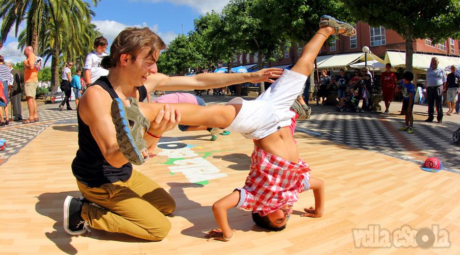 Street Stunts, que se celebrará en Vigo del 8 al 10 de septiembre, ofrecerá más de 30 actividades para todos los públicos