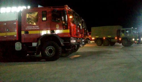 El fuego arrasa ya 1.200 hectáreas en Verín