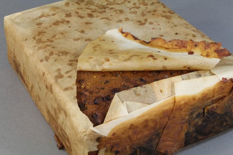 Encuentran en una cabaña de la Antártida un bizcocho, cocinado hace 106 años, en perfecto estado