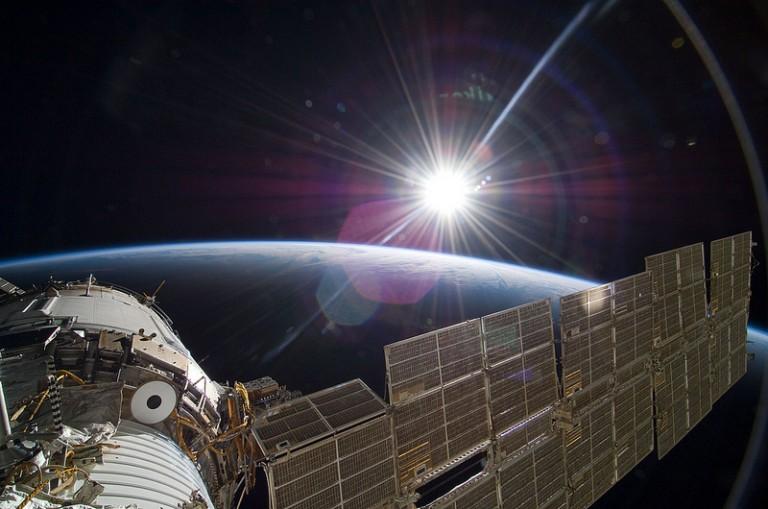 La Estación Espacial Internacional será visible, a simple vista, desde Vigo a las 11 y 2 minutos de la noche de este miércoles