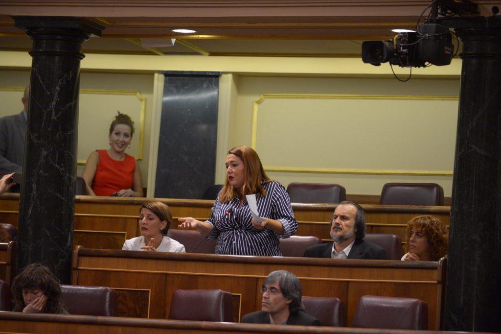 @En_Marea pregunta á ministra de Sanidade se o Goberno vai a privatizar as listas de espera
