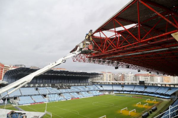 @depo_es aportará 1.250.000€ más para construir las gradas de Gol, Marcador y el aparcamiento de Balaídos