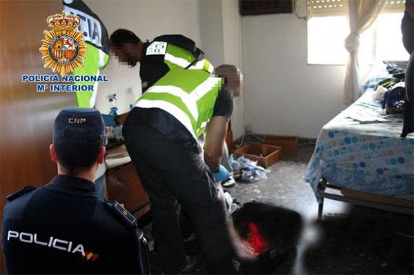 @policia acaba con una red que sometía a rituales de vudú a mujeres nigerianas para explotarlas sexualmente