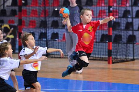 5.000 prazas nas Escolas Deportivas Municipais para 28 deportes distintos a un prezo de 42,20€ por 8 meses