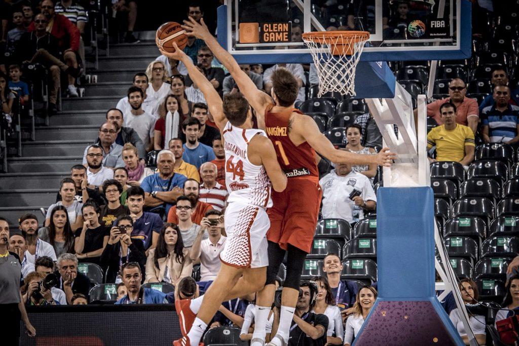 La Selección se clasifica para octavos del Eurobasket tras dar cuenta de Croacia por 73-79
