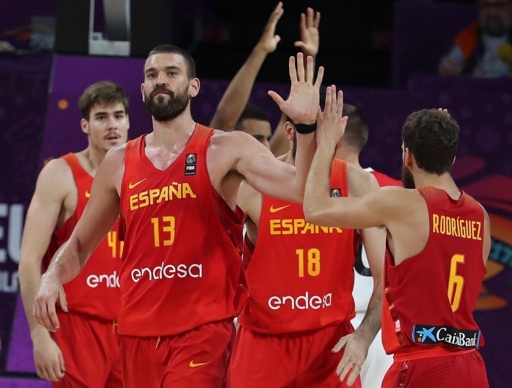 Marc Gasol firma ante Alemania el pase de la Selección a la semifinal del Eurobasket (84-72)
