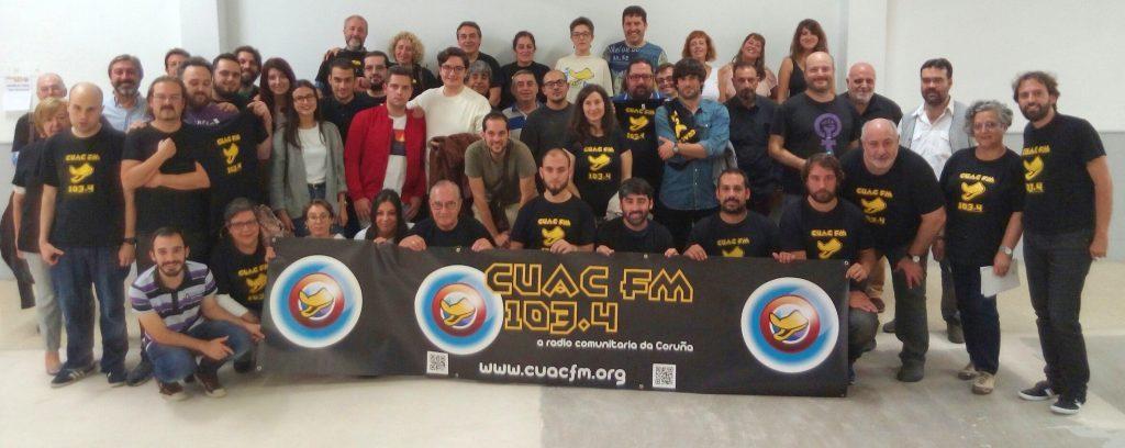 @CuacFM obrigada polo Goberno de Galicia a deixar de emitir en FM logo de 21 anos de información