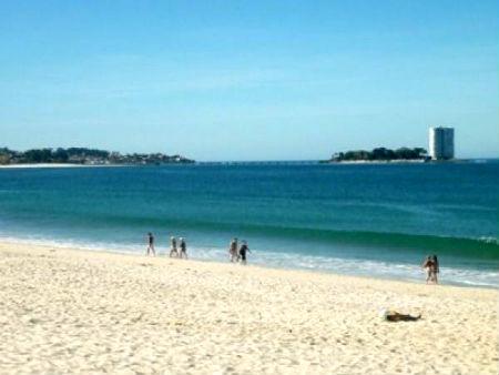 El miércoles, en Vigo, podremos volver a la playa gracias a temperaturas que se acercarán a los 30 grados
