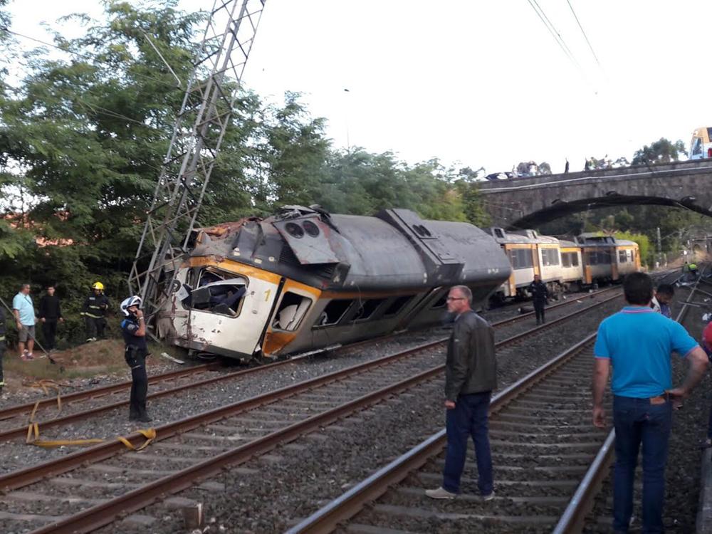 Las investigaciones sobre el accidente del tren de O Porriño apuntan a un fallo humano
