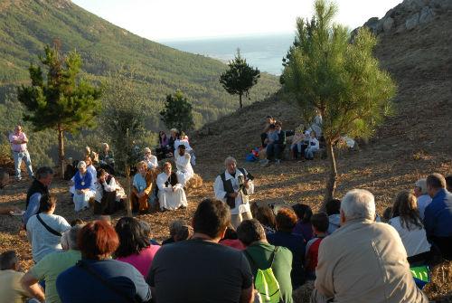 Conta atrás para o 'Festival do Rei Sol', que se celebrará do 15 ao 17 de setembro en Oia