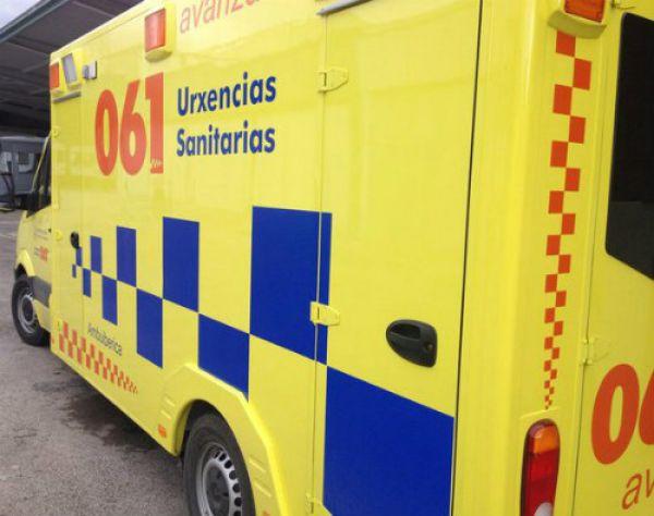Muere un hombre de 62 años de edad, en Pontevedra, al caerse de un tejado