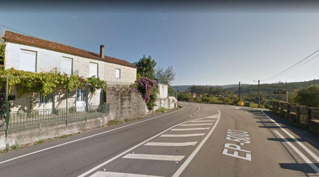 @depo_es empeza os traballos de mellora de tratamento da estrada entre A Cañiza e Arbo