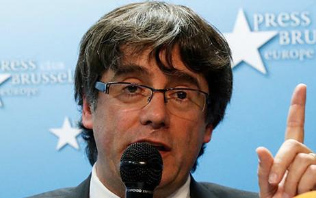 Puigdemont, que se denomina president en el exilio, citado en la Audiencia Nacional el jueves