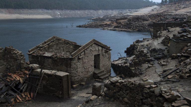 Desde este lunes, toda la cuenca del Miño-Sil y 6 áreas de ríos que vierten a la costa, en alerta por sequía