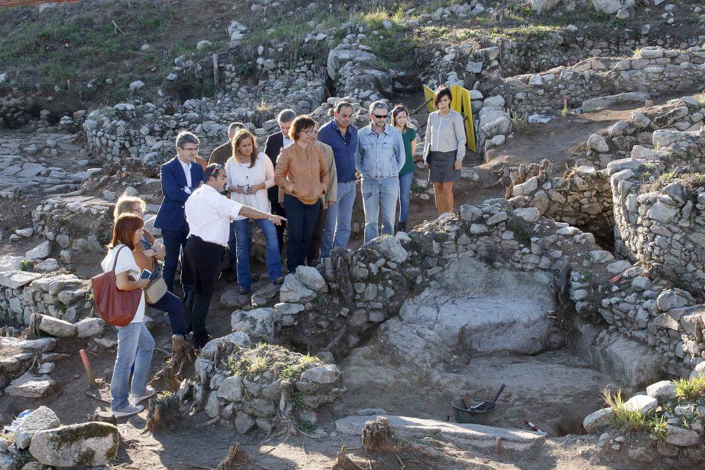 @depo_es aproba a consolidación e restauración do xacemento arqueolóxico de Santa Tegra