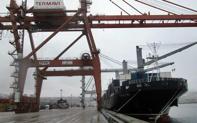 El tráfico total del Puerto de Vigo sube un 2% hasta octubre