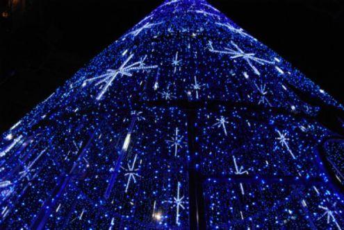 Vigo prende este sábado o alumeado de Nadal con 6 millóns de puntos de luz en 400 rúas e prazas