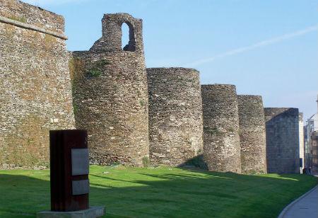 Se cumplen 17 años de la declaración de la Muralla de Lugo como Patrimonio de la Humanidad