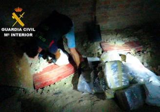 Incautan casi 900 kilos de 'coca' en Pontevedra durante una operación internacional contra el narcotráfico