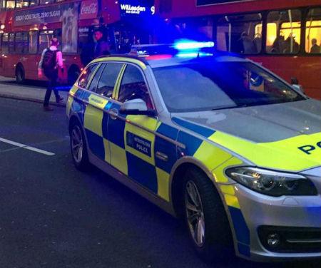 Evacuan la estación de metro de Oxford Circus, en Londres, tras la alerta de un posible tiroteo