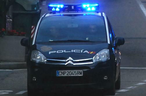 Detenido el conductor de un BMW que se dio a la fuga este martes por la mañana en la zona de Camelias