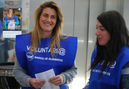 @BcoAlimentosVgo supera los 300.000 kilos de alimentos recaudados durante la Gran Recogida Solidaria
