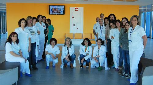 A UCI do Cunqueiro permite xa que familiares dos pacientes estean cos mesmos preto de 12 horas ao día