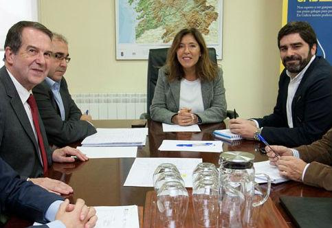 """El director de Augas de Galicia afirma que """"no hay nada"""" que desaconseje beber el agua de Vigo"""