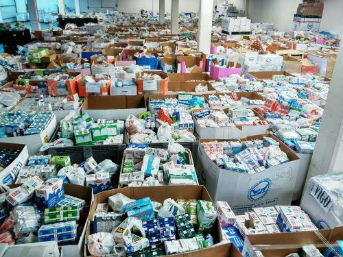 @BcoAlimentosVgo obtuvo 325.000 kilos de comida en la Gran Recogida Solidaria de este año. 16.000 más que en 2016