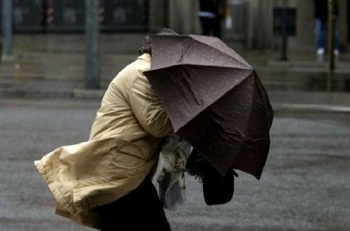 Desde este martes tendremos lluvia abundante y estaremos en alerta por viento a causa de la borrasca 'Bruno'